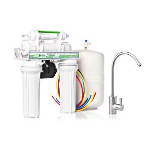 מערכת אוסמוזה הפוכה RO-SPEEDY עם מיכל אגירה וברז